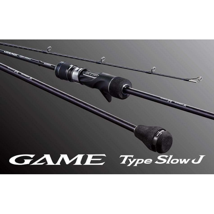 Shimano 20Game Type Slow Jig Cast 1.98m 66 330g 1+1