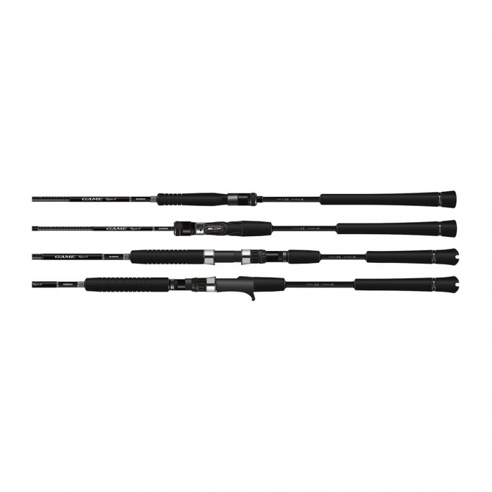 Shimano 20Game Type Slow Jig Cast 1,98m 66 260g 1+1pc